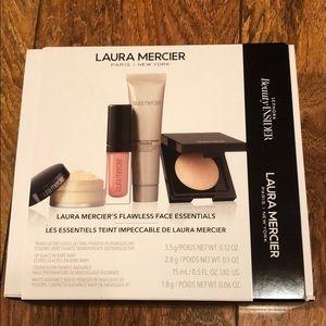 Laura Mercier's Flawless Face Essentials New